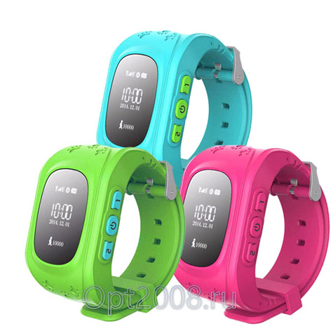Часы Smart Baby Watch GPS Q50 Оптом