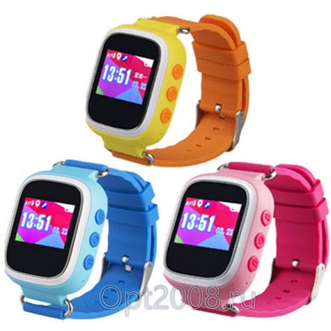 Часы Smart Baby Watch GPS Q60s Оптом