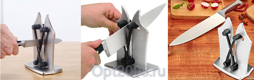 Точилка  Bavarian Edge Knife Sharpener Оптом
