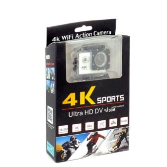 Экшн Камера 4K Sports Ultra HD DV c Wi-Fi Оптом