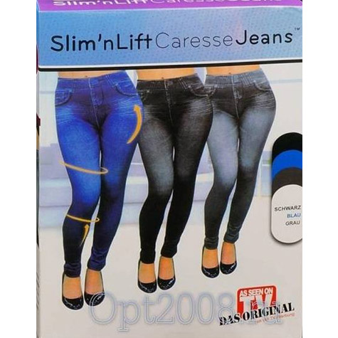 Леджинсы Slimn Lift Caresse Jeans Оптом