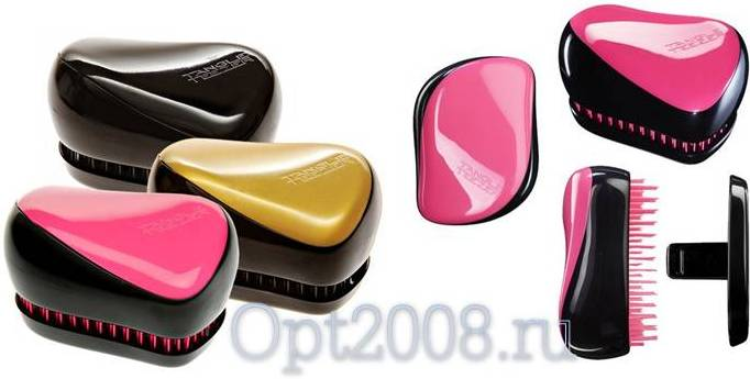 Расчёска Tangle Teezer Compact Styler оптом